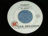 "The REGENTS - RUNAROUND : LAULA  MY DARLING  ( Ex/VG+++ )   / 1961 US AMERICA ORIGINAL   Used 7""45rpm Single"