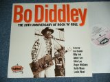 BO DIDDLEY -  THE 20TH ANNIVERSARY OF ROCK 'N' ROLL  / 1991 UK ENGLAND  Brand New LP  found Dead Stock