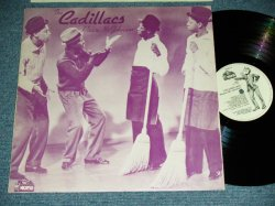 画像1: THE CADILLACS - PLEASE MR. JOHNSON    / 1980's EUROPE 1st Press Label  Used LP