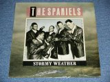 THE SPANIELS - STORMY WEATHER  / 1986 UK ENGLAND   Brand New SEALED LP  found Dead Stock