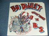 BO DIDDLEY - BREAKIN' BTHROUGH THE B'S  / 1989 US AMERICA ORIGINAL Brand New SEALED LP
