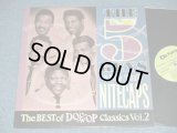 THE 5  FIVE KEYS & The NITECAPS - THE BEST OF DOO-WOP CLASSICS Volume 2 / 1989 UK ENGLAND  Used LP