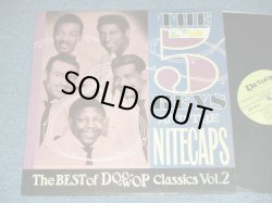 画像1: THE 5  FIVE KEYS & The NITECAPS - THE BEST OF DOO-WOP CLASSICS Volume 2 / 1989 UK ENGLAND  Used LP