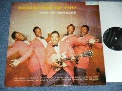画像1: THE 5 ROYALES FIVE  - DEDIOCATED TO YOU / 1988 DENMARK REISSUE Used LP