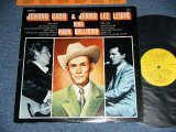 JOHNNY CASH & JERRY LEE LEWIS  - SING HANK WILLIAMS  / 1970's  US AMERICA ORIGINAL Used LP
