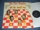 THE 5 ROYALES FIVE  - THE FIVE ROYALES / 1988 DENMARK REISSUE Used LP