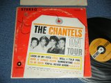 THE CHANTELS -  ON TOUR.( VG++/VG++ )  / 1962 US AMERICA ORIGINAL STEREO Used LP