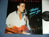 EDDIE COCHRAN - TALKIN' ABOUT YOU (  MINT-/MINT ) / 1989 UK ENGALEND ORIGINAL Used LP
