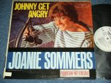 JOANIE SOMMERS - JOHNNY GET ANGRY ( Ex/Ex++,Ex++ )  / 1963 US AMERICA ORIGINAL White Label PROMO MONO Used LP