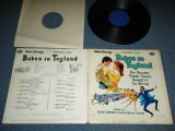 Original Cast ANNETTE +TOMMY SANDS+RAY BOLGER+ED WYNN  - BABES IN TOYLNAD  ( Ex+ / Ex+++,Ex++ ) / 1961 US AMERICA ORIGINAL MONO Used LP
