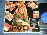 HAYLEY MILLS - LET'S GET TOGETHER with HAYLEY MILLS ( Ex+ / Ex++ ) / 1962 US AMERICA ORIGINAL MONO Used LP