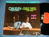 CHUBBY CHECKER & DEE DEE SHARP - DOWN & EARTH ( Ex+/Ex+ ) / 1962 US AMERICA ORIGINAL STEREO Used LP