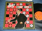 "CHUBBY CHECKER - TWIST WITH CHUBBY CHECKER ( MINT-/Ex++ )   / 196 US AMERICA 1st Press ""ORANGE"" Label MONO Used LP"