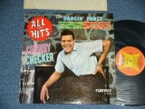 "CHUBBY CHECKER - ALL THE HITS ( Ex++,Ex-/Ex++ Looks: Ex+ )   / 1963 US AMERICA ORIGINAL ""DJ"" STAMP PROMO MONO Used LP"