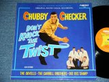 ost (CHUBBY CHECKER+The DOVELLS+The CARROLL BROTHERS +DEE DEE SHARP)  - DON'T KNOCK THE TWIST  ( Ex+++/Ex+++ )   / 1963 US AMERICA ORIGINAL MONO Used LP