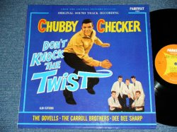 画像1: ost (CHUBBY CHECKER+The DOVELLS+The CARROLL BROTHERS +DEE DEE SHARP)  - DON'T KNOCK THE TWIST  ( Ex+++/Ex+++ )   / 1963 US AMERICA ORIGINAL MONO Used LP