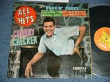 CHUBBY CHECKER - ALL THE HITS ( MINT-/Ex+++ )   / 1963 US AMERICA 1ORIGINAL MONO Used LP