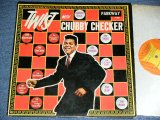 "CHUBBY CHECKER - TWIST WITH CHUBBY CHECKER ( Ex+,VG+/Ex+ )   / 196 US AMERICA 2nd Press ""ORANGE & YELLOW"" Label MONO Used LP"