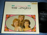 THE ANGELS - A HALO TO YOU (Ex+++/Ex+)  / 1964 US ORIGINAL EXPORT Jacket + HOLLAND Record STREO Used LP
