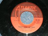 "THE DRIFTERS - THERE GOES MY BABY : OH MY LOVE ( VG+++/VG+++ )  / 1959 US AMERICA ORIGINAL Used 7"" SINGLE"