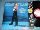 "BRIAN HYLAND - THE BASHFUL BLOND ( Rare ""Two Color Label"" : VG+++/Ex++ )  / 1960 US AMERICA ORIGINAL MONO Used LP"