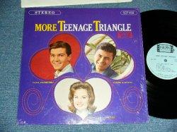 画像1: JAMES DARREN / SHELLEY FABARES / PAUL PETERSEN - MORE TEENAGE TRIANGLE  ( Ex+++/MINT- ) / 1964 US AMERICA ORIGINAL STEREO  Used LP