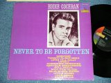 EDDIE COCHRAN - NEVER TO BE FORGETTEN ( Ex++/Ex++ ) /1962 US ORIGINAL mono Used LP