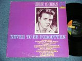 EDDIE COCHRAN - NEVER TO BE FORGETTEN ( Ex+/Ex++ ) /1962 US ORIGINAL mono Used LP