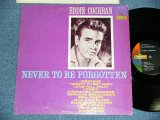 EDDIE COCHRAN - NEVER TO BE FORGETTEN ( Ex-/Ex+ ) /1962 US ORIGINAL mono Used LP