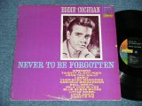 EDDIE COCHRAN - NEVER TO BE FORGETTEN ( VG++/Ex- ) /1962 US ORIGINAL mono Used LP
