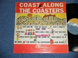 "THE COASTERS - COAST ALONG WITH THE COASTERS  ( VG++/VG++ ) / 1962 US AMERICA  ORIGINAL ""GOLD & GRAY Color on LABEL"" MONO Used LP"