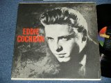 EDDIE COCHRAN - EDDIE COCHRAN ( 2nd ALBUM : Ex-/Ex+++ Looks:Ex+) /1960 US ORIGINAL Audition Stamp Promo mono LP