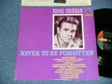 EDDIE COCHRAN - NEVER TO BE FORGETTEN ( Ex++/Ex+++ ) /1962 US ORIGINAL mono Used LP