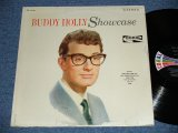 "BUDDY HOLLY  -  SHOWCASE  ( Ex/Ex++)  / 1964 US ORIGINAL ""BLACK with COLOR BAR LABEL"" STEREO  Used LP"