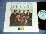The EARLS - REMEMBER ME BABY   (MINT-/Ex+++) / 1970's  US AMERICA REISSUE Used LP
