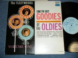 "THE FLEETWOODS - SING THE BEST GOODIES OF THE OLDIES (Ex+/Ex+++) / 1962 US ORIGINAL ""1st Press LIGHT BLUE Label""  MONO Used  LP"