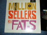"FATS DOMINO - MILLION SELLERS BY FATS (Ex/Ex++)  / 1962 US AMERICA ORIGINAL ""1st Press 5 STARS Label""  MONO Used  LP"