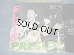 画像1: ELVIS PRESLEY - ELVIS PRESLEY  ( VG++/Ex++ ) / 1966 FRANCE  Used LP