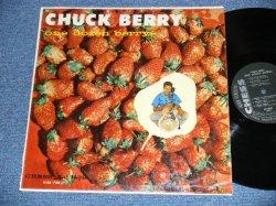 """画像1: CHUCK BERRY -  ONE DOZEN BERRY  ( Ex+/Ex++  )  / 1958 US ORIGINAL """"HEAVY Weight"""" & """"BLACK With SILVER Print"""" Label Used MONO   LP"""