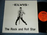 ELVIS PRESLEY - THE ROCK AND ROLL (MINT-/MINT- ) / 1987 ??  Used LP