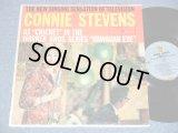 "CONNIE STEVENS - AS ""CRICKET"" IN THE WARNER BROTHERS SERIES ""HAWAIIAN EYE"" ( Ex+/Ex++ Looks:Ex+ )  / 1960 US AMERICA ORIGINAL MONO Used LP"