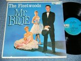 "THE FLEETWOODS - MR.BLUE ( Ex/Ex++) / 1963 Version  US ORIGINAL ""3rd  PRESS ' BLUE with BLACK Print' LABEL  With DOLPHINE ON LEFT""  Used MONO LP"
