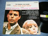"lRICK  RICKY NELSON and JOANIE SOMMERS - Original Cast Album ""ON THE FLIP SIDE""  ( Ex+/Ex+++) / 1967 US AMERICA ORIGINAL STEREO   Used LP"