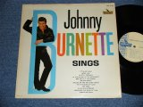 "JOHNNY BURNETTE - JOHNNY BURNETTE SINGS ( Ex++/VG+++)  /1961 US AMERICA ORIGINAL "" AUDITION LABEL PROMO""  MONO Used LP"