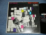 """FATS DOMINO - WHAT A PARTY! ( Ex/Ex++)  / 1962 Version  US AMERICA 1st Press """"5 STARS Label""""  MONO Used  LP"""