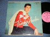 "FRANKIE AVALON - FRANKIE AVALON  ( VG-/Ex  ) / 1958 US AMERICA ORIGINAL 1st Press ""PINK Label""  MONO Used  LP"