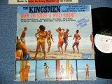 OST (ANNETTE + KINGSMEN +etc.) -  HOW TO STUFF A WILD BIKINI (Ex+/Ex+++ ) / 1965 US AMERICA ORIGINAL MONO Used LP