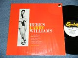 "LARRY WILLIAMS - HERE'S LARRY WILLIAMS .. (Ex++/Ex++ Looks:Ex+ )  / 1959 US AMERICA ORIGINA ""2nd Press Label"" Used  LP"