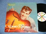 """JIMMIE RODGERS - JIMMIE RODGERS  ( Ex+/Ex++ ) / 1957 US AMERICA ORIGINAL 2nd  Press """"WHITE Label""""  MONO Used  LP"""