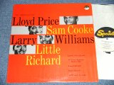 "va Omnibus  LLOYD PRICE, LARRY WILLIAMS, SAM COOKE, LITTLE RICHARD  - OUR SIGNIFICANT HITS. (Ex+++/Ex+++ )  / 1960 US AMERICA ORIGINAL ""2nd Press Label""  Used  LP"